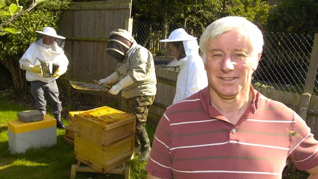 Kairos Community Trust, Mossie Lyons, beekeepers