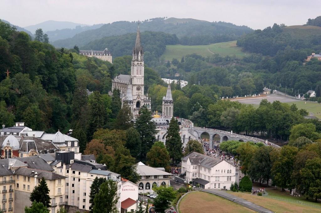 Lourdes 2015