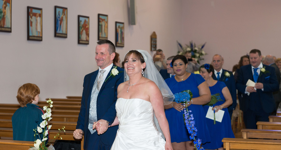 Mr and Mrs McCulloch wedding