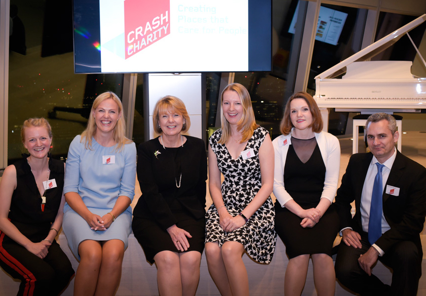 CRASH charity Patrons' Reception