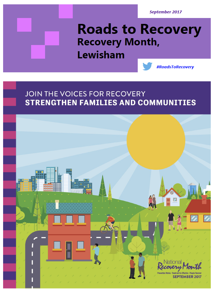 Recovery Month in Lewisham