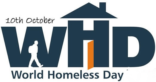 Word Homeless Day